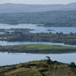 The Corrib from Ballard, Clonbur by Pamela Cassidy