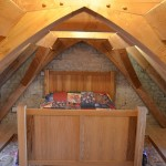 Attic bedroom